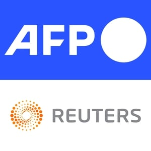 More by AFP/Reuters