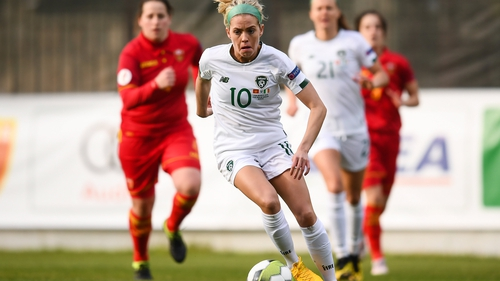 Denise O'Sullivan has already played 75 times for Ireland aged just 26