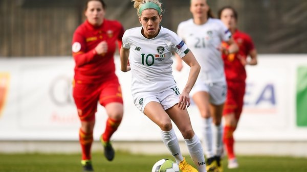 Denise O'Sullivan is realistic yet ready to take on the Germans at Tallaght Stadium