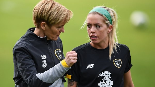 Vera Pauw will look to her senior players to put in a performance against Denmark tonight