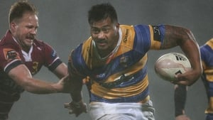 Abraham Papali'i will line out for the first time