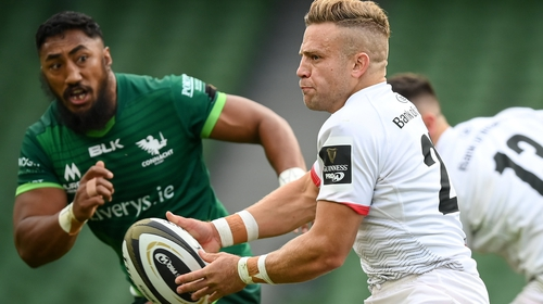 Ian Madigan came on as a second-half replacement in last weekend's defeat to Connacht