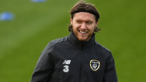 """Jeff Hendrick: """"It was a really nice feeling when I was told they were interested."""""""