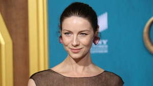 "Caitriona Balfe - ""Beyond thrilled"" to collaborate with author Sarah Crossan"