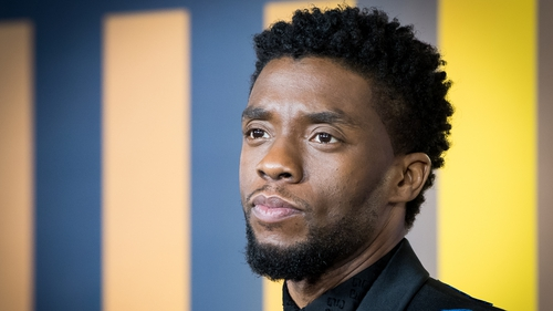 The late and great Chadwick Boseman