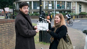 Tom Burke and Holliday Grainger