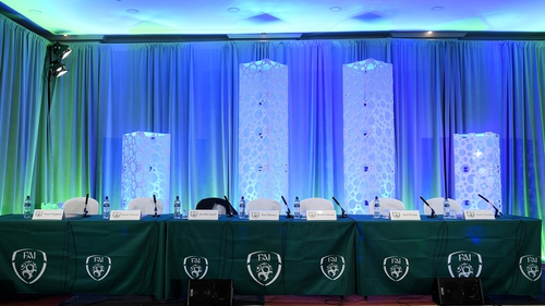 The FAI's virtual EGM takes place at Abbotstown on Monday