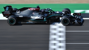 Hamilton currently has a 37 point lead in the Drivers' Championship