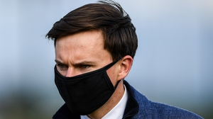 Joseph O'Brien's Scarlet And Dove took the Limerick feature