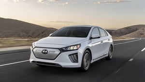 The latest edition of the Ioniq Electric has had an overdue nip and tuck