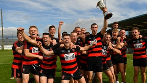 Ballygunner players celebrate another title