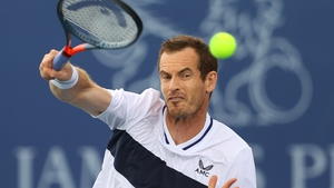 Andy Murray faces Yoshihito Nishioka at the US Open on Tuesday