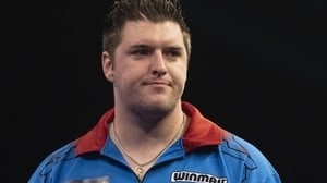 Daryl Gurney remains bottom of the Premier League table