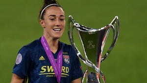 Lucy Bronze is set to return to England next season