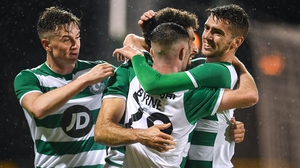 Shamrock Rovers head into their Europa League clash against Milan with a healthy lead at the top of the table