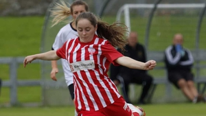 Aoife Horgan was the matchwinner for Treaty United