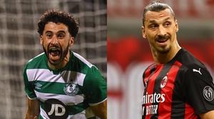 Shamrock Rovers will face AC Milan at Tallaght Stadium