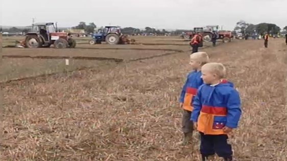 National Ploughing Championships, 2005.