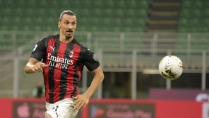 The Swede helped Milan enjoy a resurgence in the second half of last season