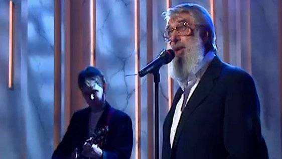 Ronnie Drew on The Late Late Show, 15 September 1995