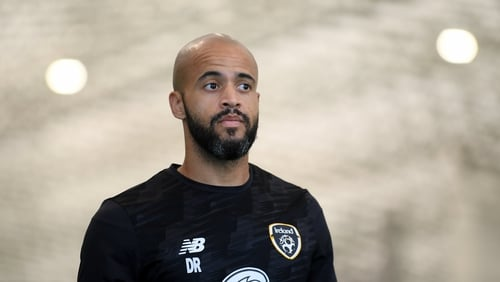"""Darren Randolph: """"We want to play, but we're not going to be taking stupid risks."""""""
