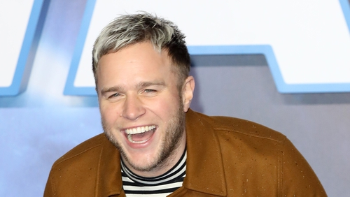 Olly Murs had to rush to hospital to save his leg
