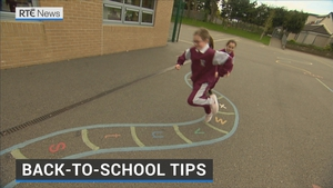 Having healthy routines in place will help with the adjustment of returning to school, like eating well, taking exercise and getting to bed early