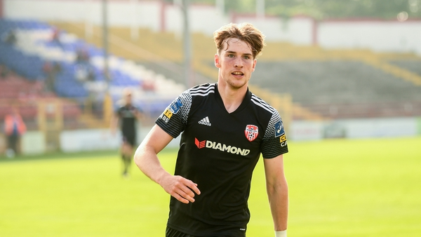 Stephen Mallon is a new signing for Bohemians