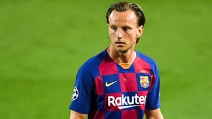 Ivan Rakitic won four league titles, the Champions League and the Club World Cup with Barca.