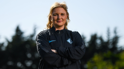 Lisa Fallon had been commuting from her Dublin home to coach the London City Lionesses