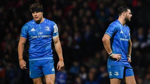 Robbie Henshaw and Gary Ringrose start for Leinster