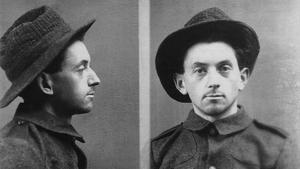 Peadar Clancy. Image courtesy of Kilmainham Gaol Museum/OPW 17PO-1A22-20