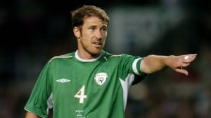 Cunningham won 72 caps for Ireland