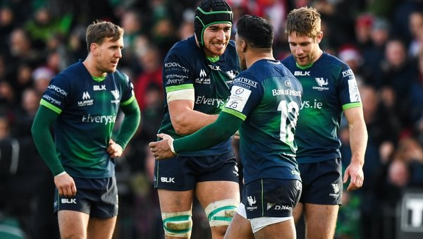 Connacht have recorded two wins and a loss in the Pro14 this season