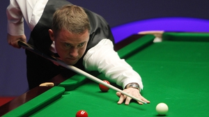 Stephen Hendry retired after the 2012 World Championships