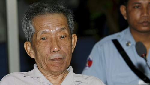 Comrade Duch diedat the Khmer Soviet Friendship Hospital in Phnom Penh