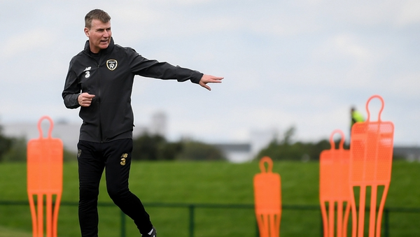 Stephen Kenny's selection is likely to be determined by which players are playing regularly for their clubs over the coming weeks