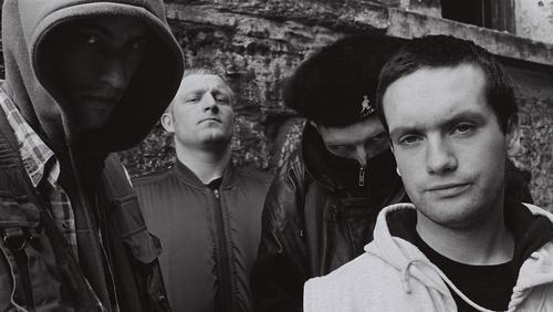 Scary Eire: Dada Sloosh, Mr Browne, DJ Mek and Rí-Rá