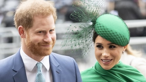 Prince Harry and Meghan sign deal with Netflix to produce programs