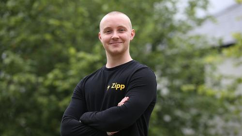 Charlie Gleeson set up Zipp Mobility last year