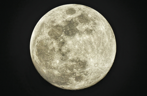 Rusty Moon: Researchers Puzzled By Discovery Of Rust On Airless Moon