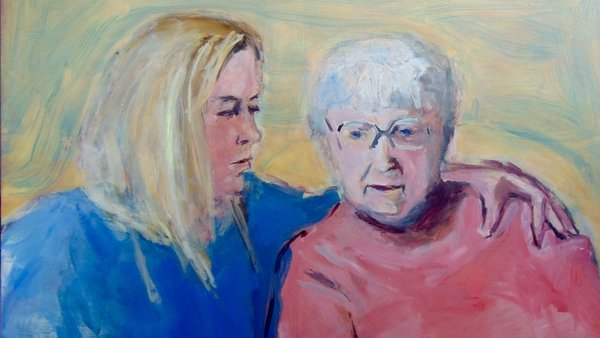 Bealtaine At Home: Carmel and Eileen, by Andy Persons