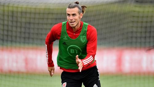 Gareth Bale would consider a return to the Premier League