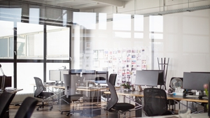 Although some companies have been offloading office space, technology and professional services companies were looking for additional floor space