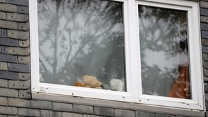Police said the children were found in a private apartment in the city of Solingen, Germany