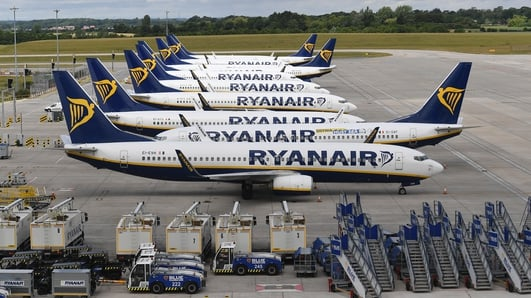 Ryanair warns of further cuts to Dublin services