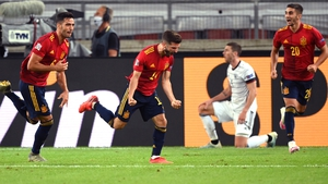 Jose Luis Gaya preserved Spain's scoring streak in international football