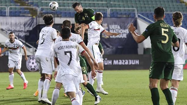 La forme du club devrait convaincre Kenny pour les barrages en Slovaquie  - Championnat d'Europe de Football 2020