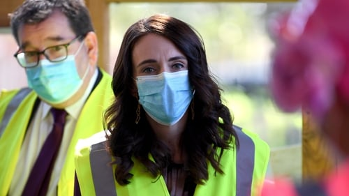 Jacinda Ardern said the best economic response is a strong health response