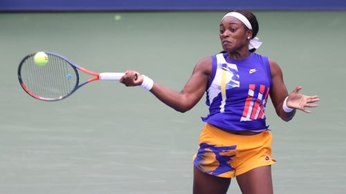 Sloane Stephens is hopeful for the new generation of tennis players